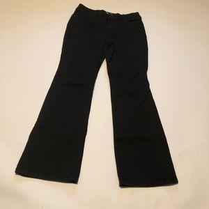 Chico's Platinum Women's Black Jeans Size 0